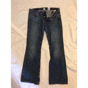 Lucky brand size 30 jeans